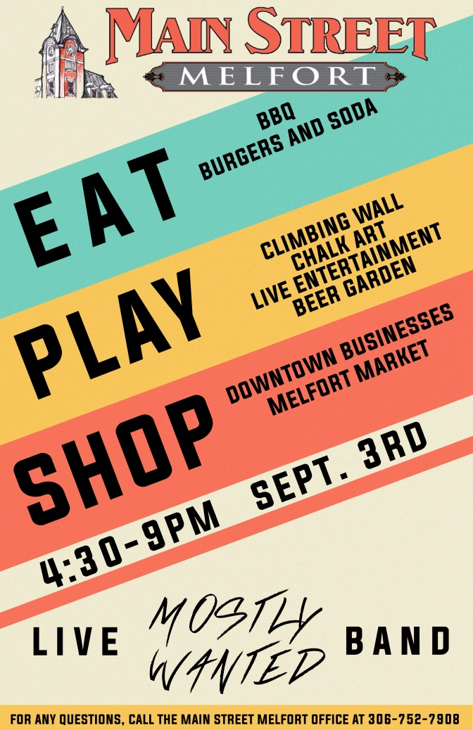 Eat, Play, Shop